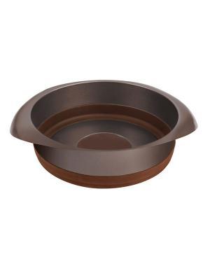 Форма для выпечки RONDELL. Цвет: темно-коричневый