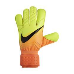 Футбольные перчатки  Grip 3 Goalkeeper Nike. Цвет: оранжевый