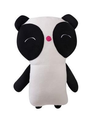 Игрушка-подушка Панда Endo. Цвет: белый, черный