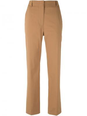 Классические брюки Cooper Jil Sander. Цвет: none