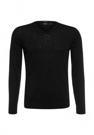 Пуловер Boss Hugo. Цвет: черный