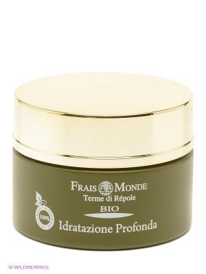 Крем для лица Frais Monde. Цвет: оливковый