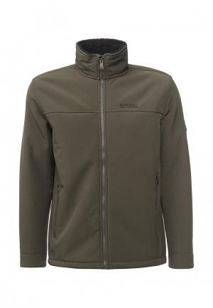 Куртка Regatta. Цвет: хаки