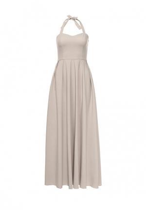 Платье SK House. Цвет: серый
