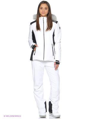 Куртка CMP. Цвет: черный, белый
