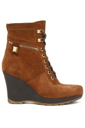 Ботинки Norma J. Baker. Цвет: светло-коричневый