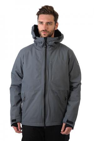 Куртка  Parkkiller Grey Anteater. Цвет: серый