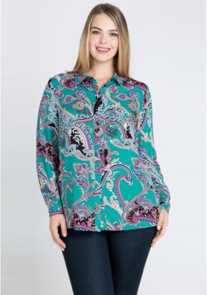 Блузка bestiadonna. Цвет: черный