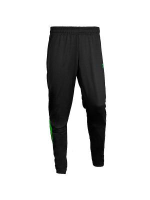 Брюки тренировочные Energy 2K. Цвет: черный, зеленый
