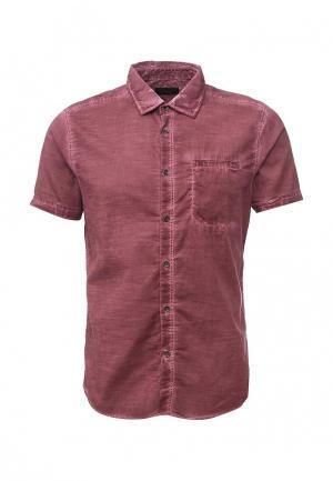 Рубашка Colins Colin's. Цвет: бордовый