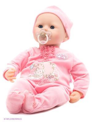 Игрушка Baby Annabell Кукла с мимикой ZAPF. Цвет: розовый, бежевый