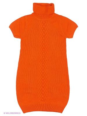 Туника Gulliver. Цвет: оранжевый