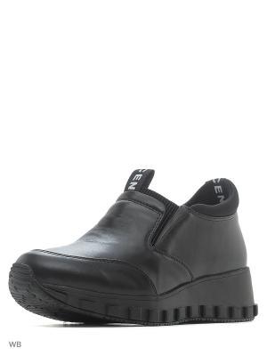 Обувь NURIA. Цвет: черный