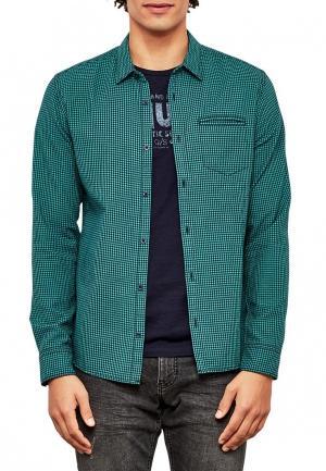 Рубашка Q/S designed by. Цвет: зеленый