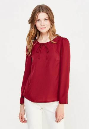 Блуза Nife. Цвет: бордовый
