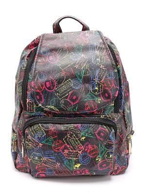 Рюкзак VALENSIY. Цвет: разноцветный