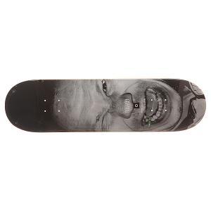 Дека для скейтборда  Photo Pro Series Lapin 31.75 x 8.25 (21 см) Nasvay. Цвет: черный,серый