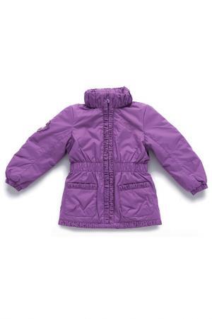 Куртка Nels. Цвет: фиолетовый