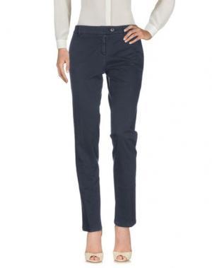 Повседневные брюки ALLEGRI. Цвет: темно-синий