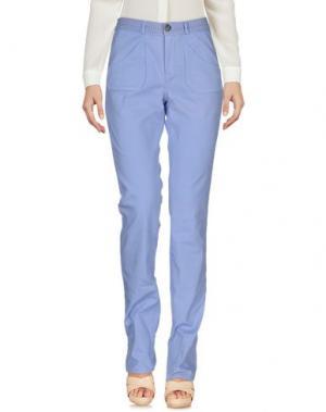 Повседневные брюки JECKERSON. Цвет: сиреневый