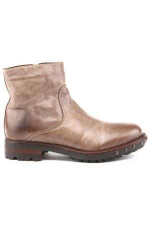 Ботинки Frankie Morello. Цвет: светло-серый