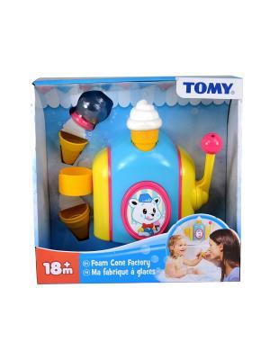 Фабрика пены TOMY.. Цвет: белый