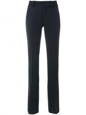 Прямые брюки Dondup. Цвет: синий