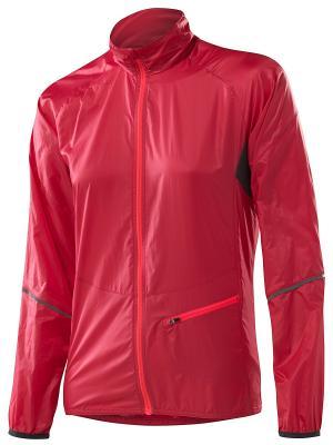 Куртка WS Ultralight Loeffler. Цвет: розовый