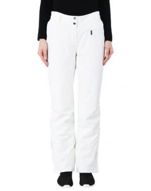 Лыжные брюки RH+. Цвет: белый