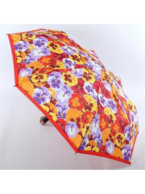 Зонт Airton. Цвет: красный, рыжий