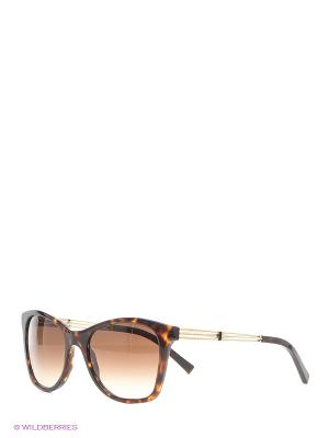 Солнцезащитные очки RALPH LAUREN. Цвет: коричневый