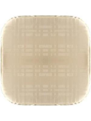 Подушка на табурет Silk, 34х34х2 см DEKORTEX. Цвет: бежевый