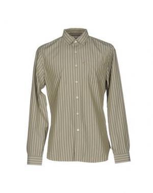 Pубашка POLO JEANS COMPANY. Цвет: зеленый