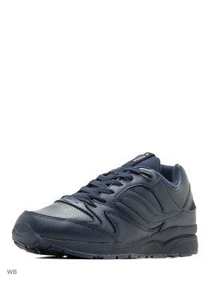 Кроссовки Sigma. Цвет: темно-синий
