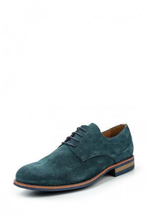 Туфли Carlo Torrecci. Цвет: синий