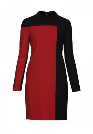 Платье Vassa&Co. Цвет: красный