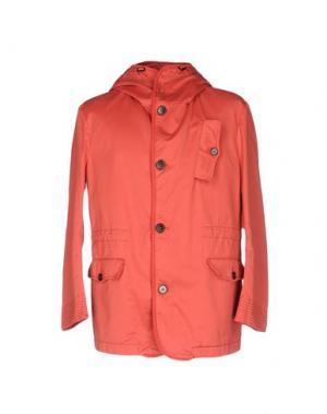 Куртка MONTEDORO. Цвет: красный
