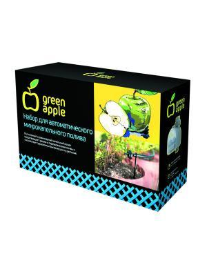 Набор для автоматического микрокапельного полива 2 GREEN APPLE. Цвет: черный