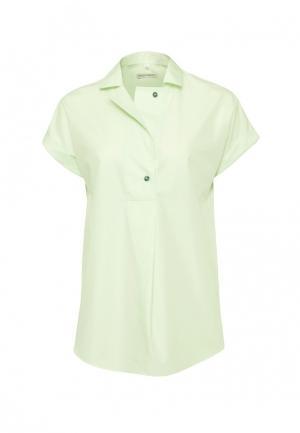 Блуза Colletto Bianco. Цвет: зеленый
