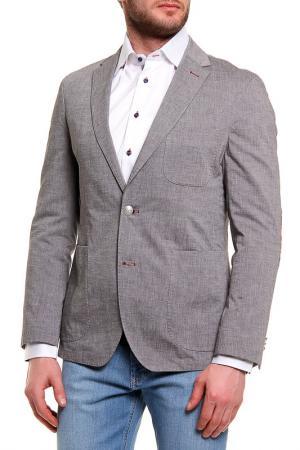 Пиджак Otto Kern. Цвет: серый