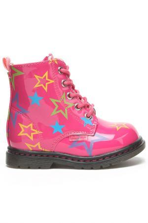 Ботинки INDIGO KIDS. Цвет: фуксия