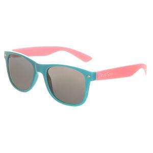 Очки  Classic Turquoise/Pink TrueSpin. Цвет: голубой,розовый