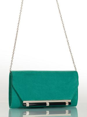 Клатч Eleganzza. Цвет: зеленый