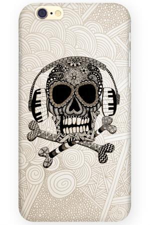 Чехол для IPhone 6 MITYA VESELKOV. Цвет: черный, белый, бежевый
