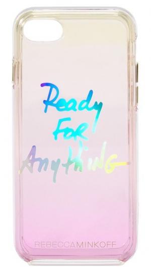 Чехол Ready For Anything для iPhone 7 Rebecca Minkoff