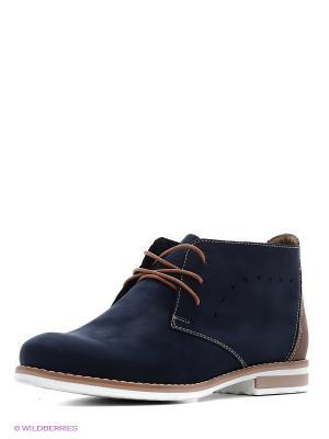 Ботинки Marko 12353/Темно-синий