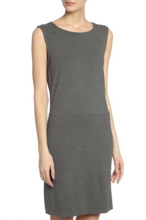 Платье трикотажное Marc OPolo O'Polo. Цвет: серый