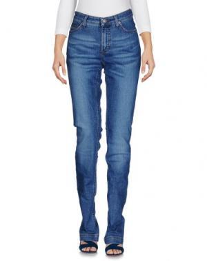 Джинсовые брюки GANT. Цвет: синий