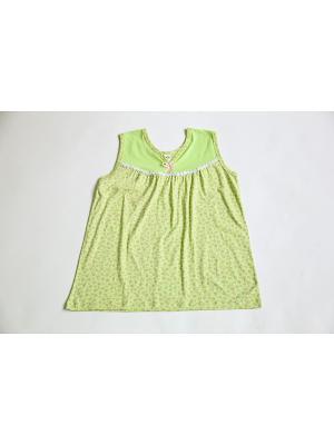 Пижама Proto. Цвет: зеленый, розовый