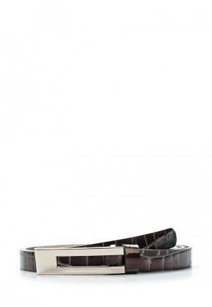Ремень Franchesco Mariscotti. Цвет: коричневый